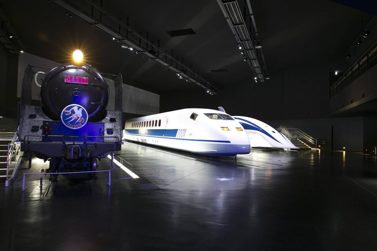 【名古屋】いろいろな新幹線の実物車両を見ることができる「リニア・鉄道館」