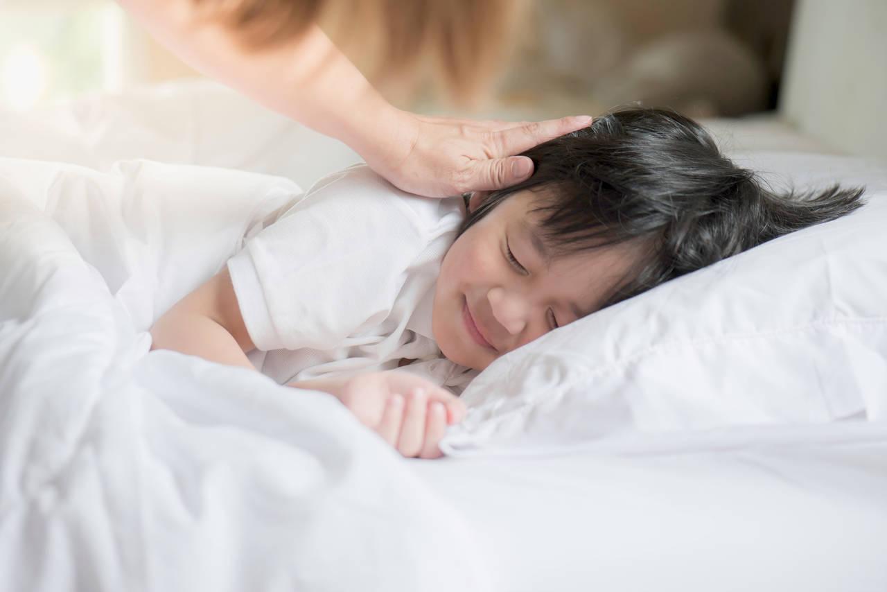 乱れやすい4歳児の生活リズム!ママがしっかり睡眠確保してあげよう
