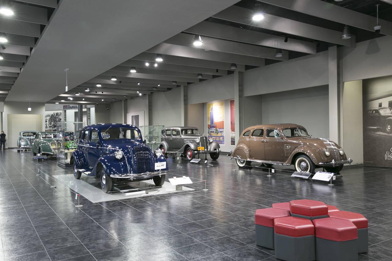 【愛知】自動車の実物展示を通して世界の車の歴史がわかる「トヨタ博物館」