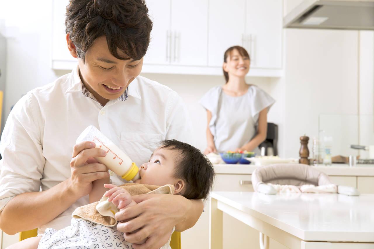 パパも育児休業が取得できる!制度の内容や現在のパパ育休の実情