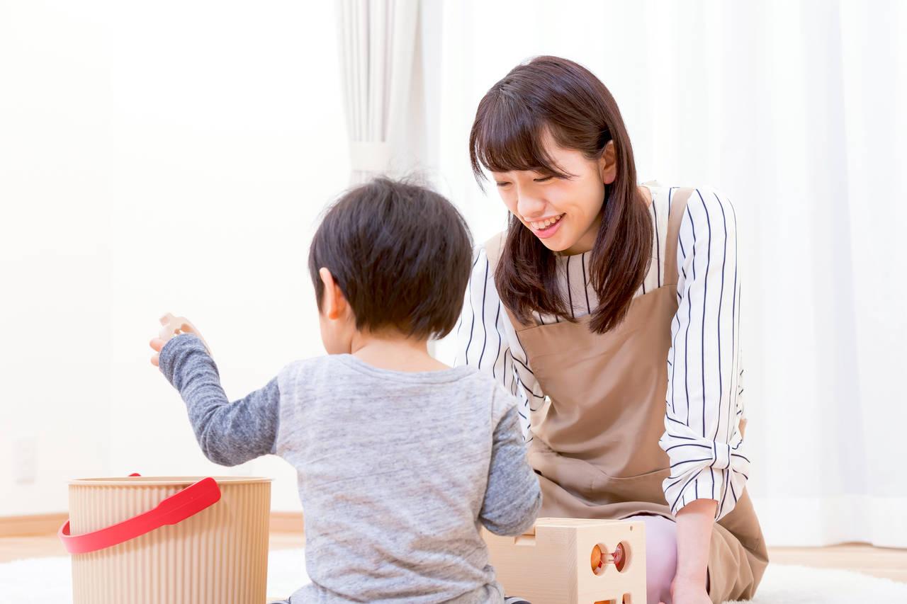 子どもに片付けのしつけをしよう!上手に教える方法や注意点