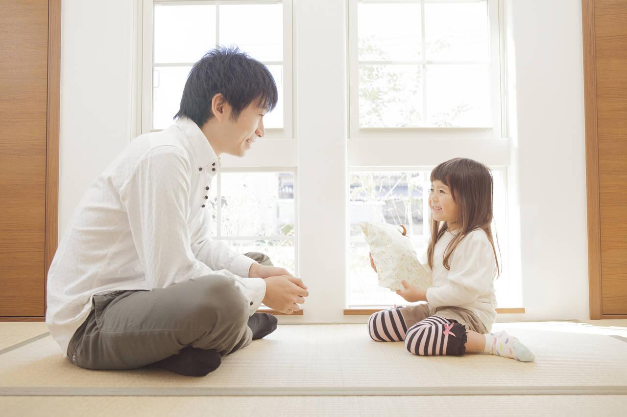 3歳の娘がパパっ子になった?パパっ子になる理由やメリットを大公開