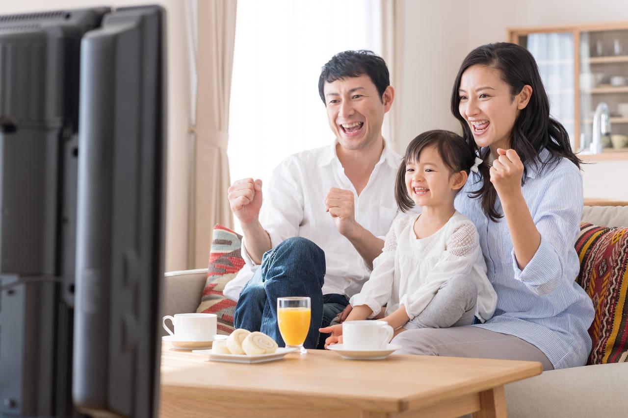子どもがテレビの真似をする!テレビの影響と楽しむためのポイント