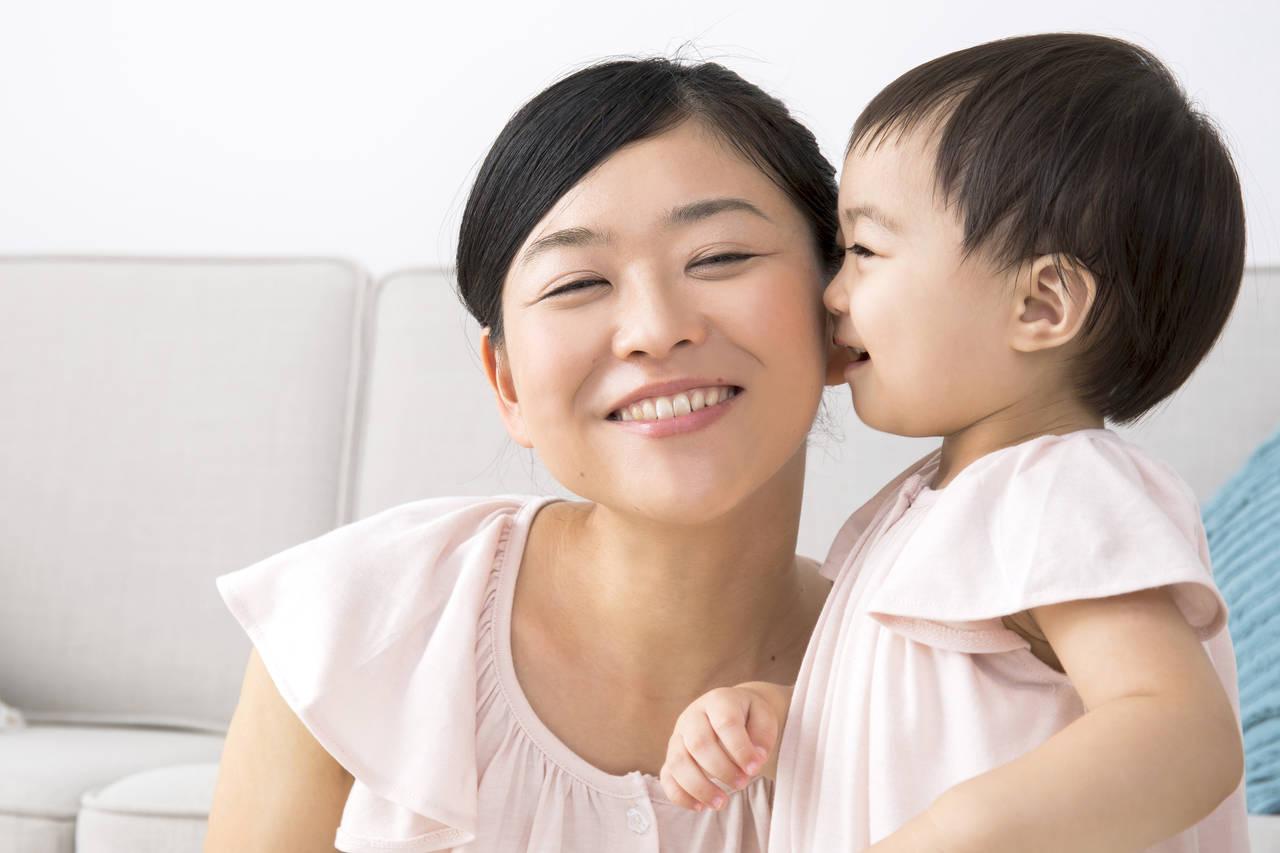 ママの笑顔は子どもの幸せ。穏やかになれるコツを探してみよう!