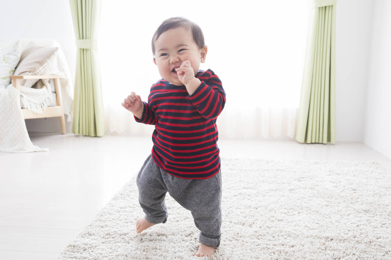 歩く練習に運動系おもちゃ!子どもの歩きたい気持ちにこたえよう