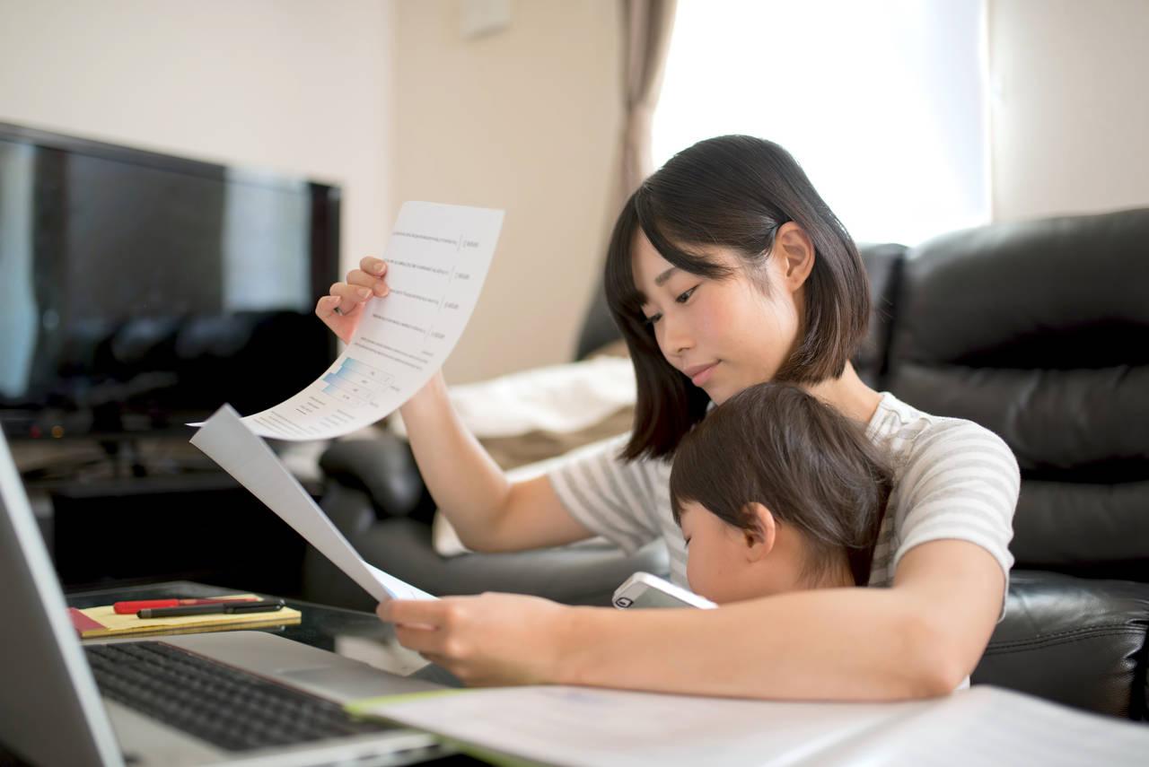 在宅ワークは上手に時間を管理しよう!子育て中のママの時間の作り方