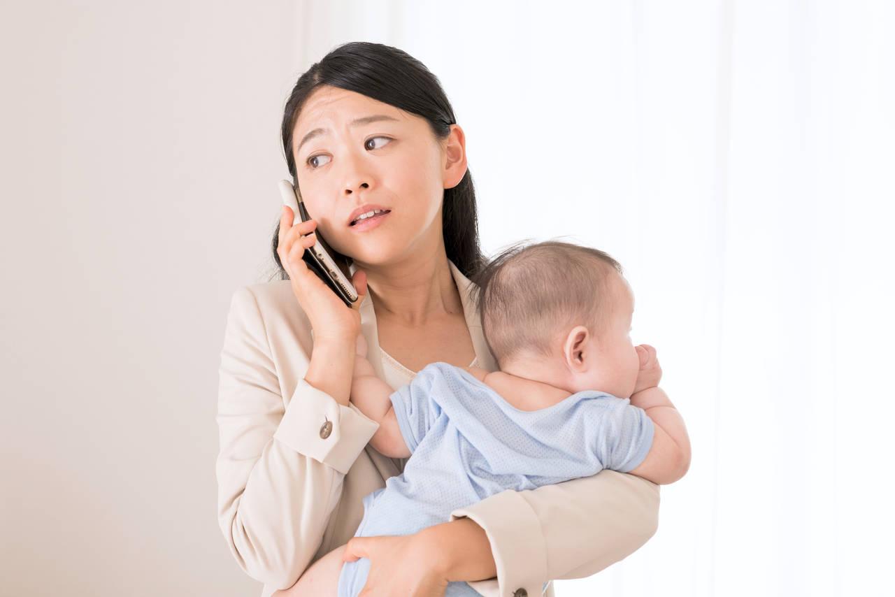 30代のママが抱える仕事の悩みとは?両立のコツと悩みの解決方法