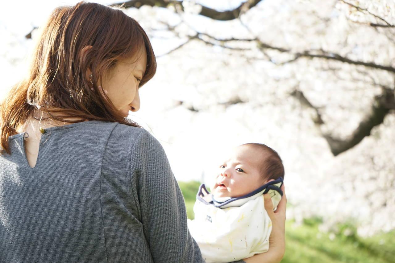4月生まれの子どものメリットは?働くママにとって理想的な時期