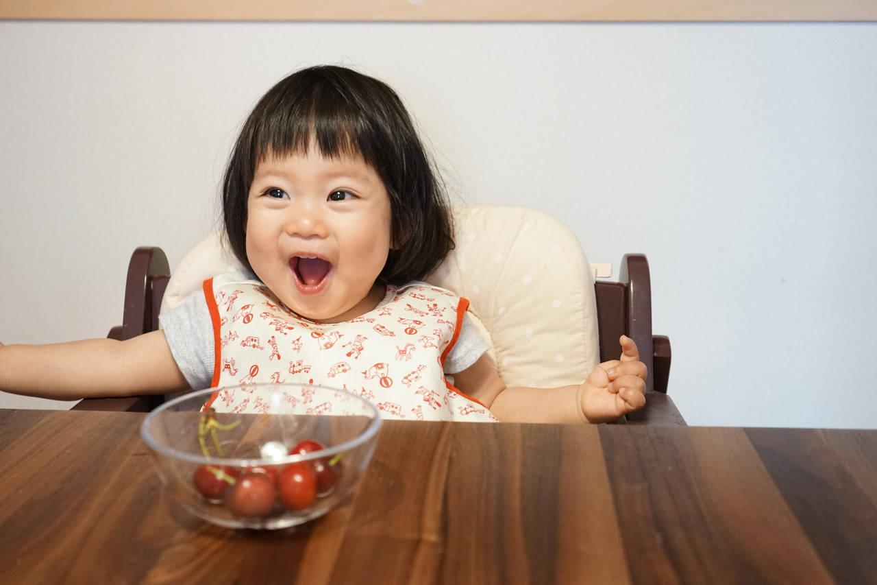 1歳ごろの赤ちゃんの食べむらを改善!食べないときにできる対策