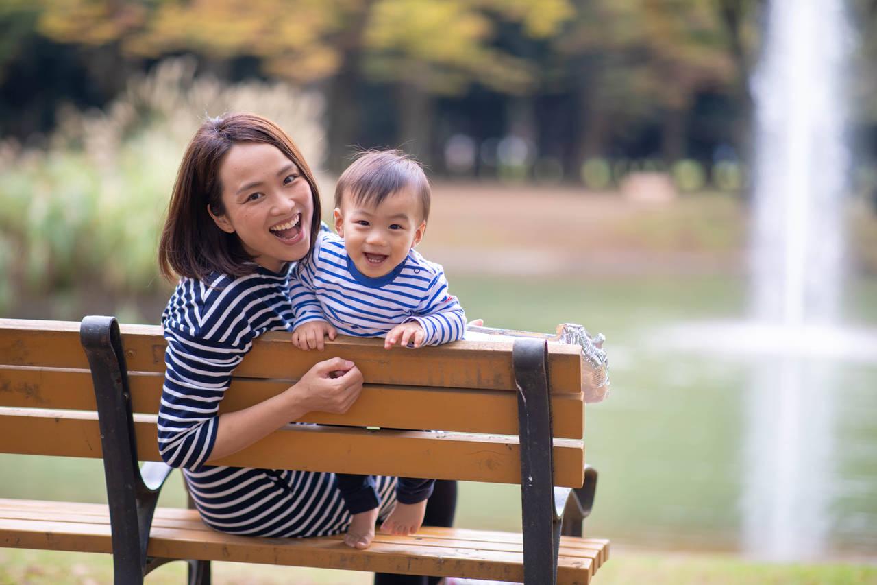 1歳児の公園での遊び方を知ろう!外遊びのメリットや注意点