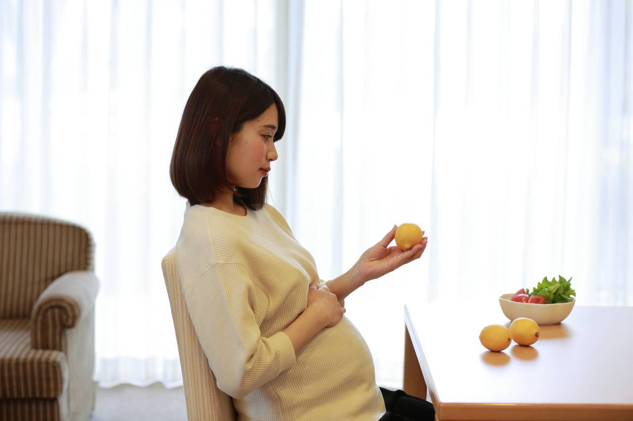 出産間近に食欲が変化するのはどうして?気を付けたい臨月の食事