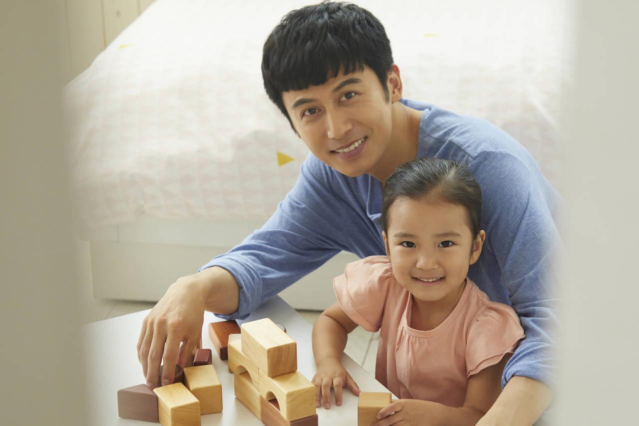 片付けが苦手な子にはパパの協力を!親子で実践できる片付けのコツ