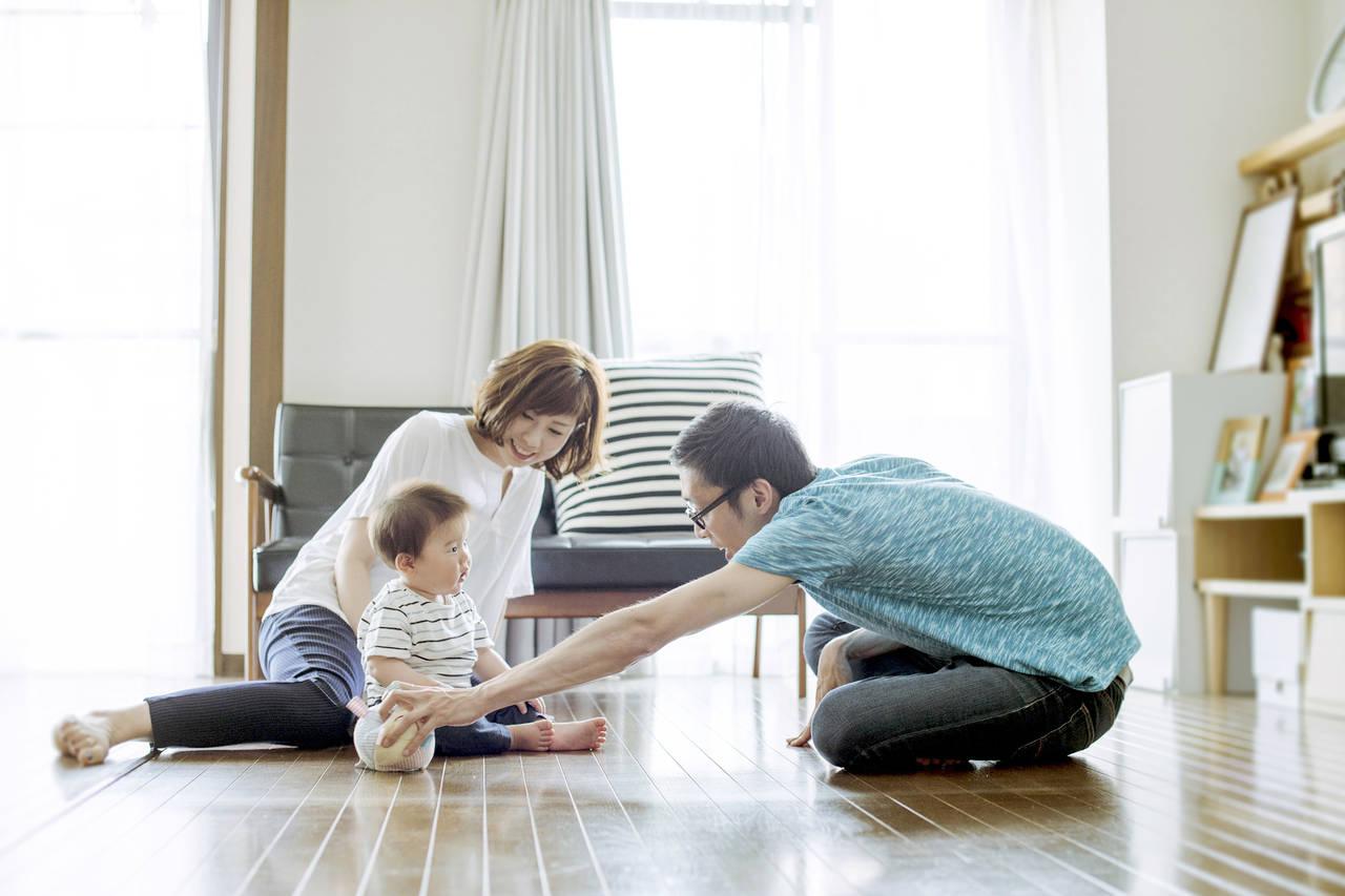 パパに積極的に育児協力してもらおう!やる気にさせる上手なコツとは