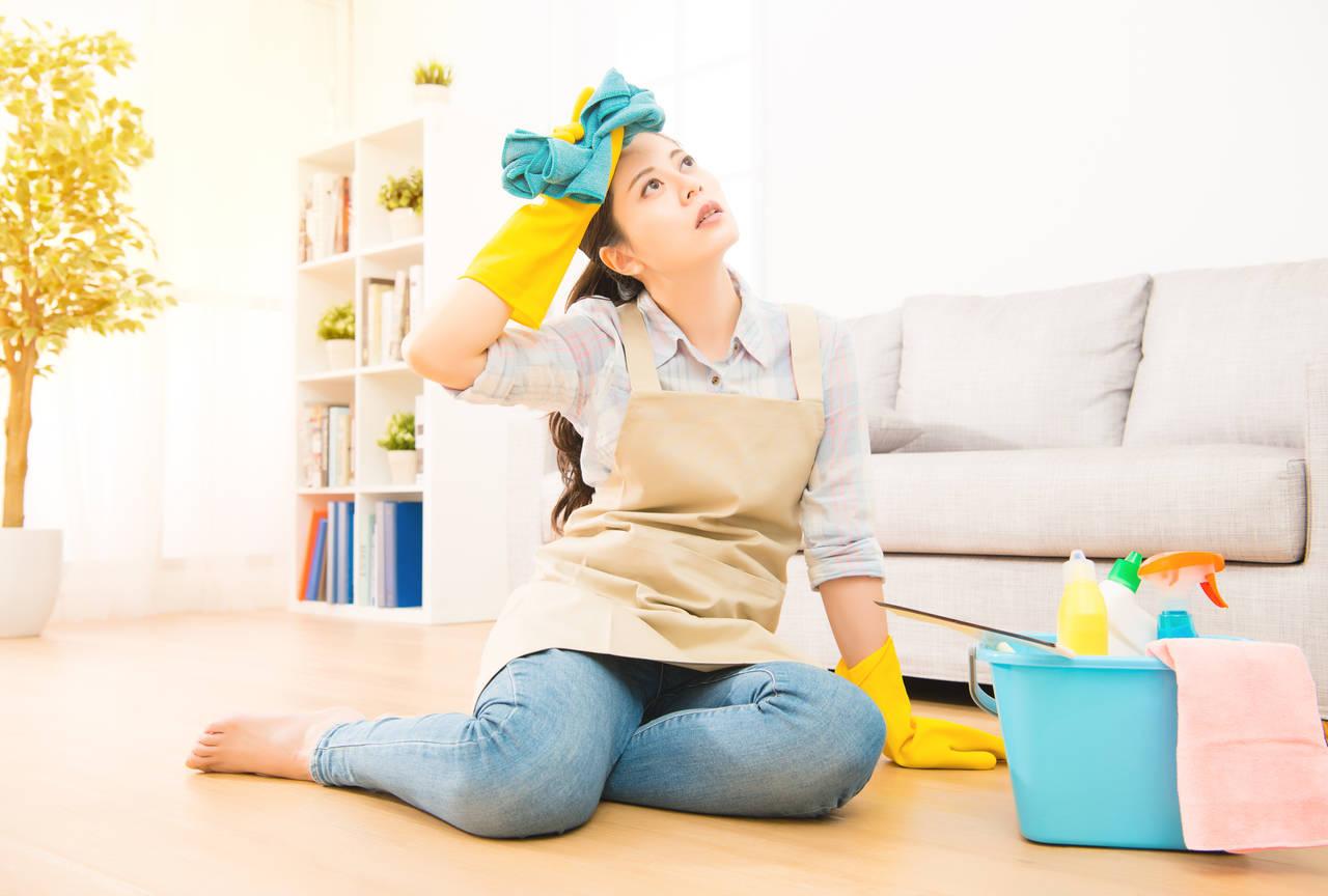 掃除が面倒くさいと思うママへ!簡単にできる時短テクニックを伝授