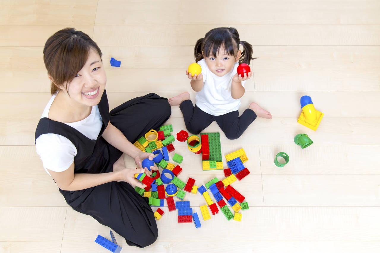 レゴの対象年齢と遊び方!3歳の子どもの造る力を育てよう