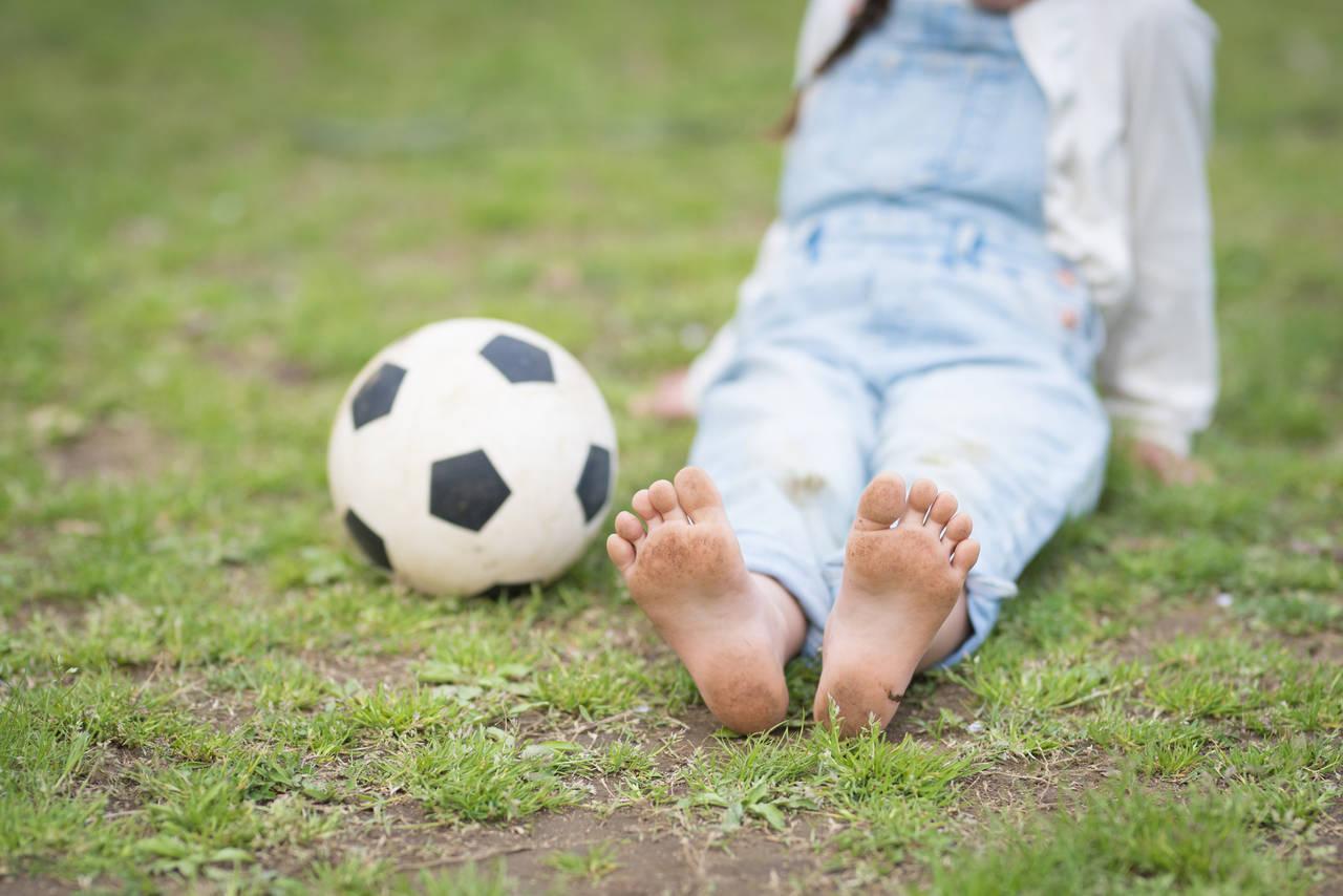 6歳までに健康な足を育てよう!正しい靴選びと健康な足の育て方