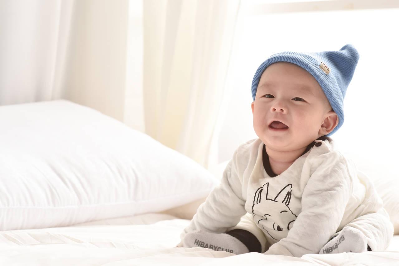 赤ちゃんの冬服のサイズは?おすすめの服や選ぶときのポイント