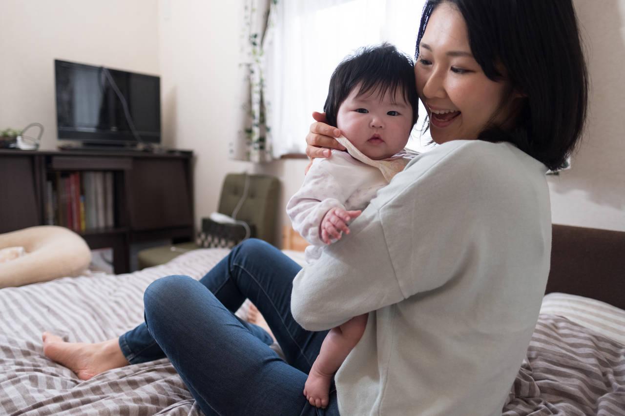 毎日変化し成長する赤ちゃん!体と心の変化を知って育児を楽しもう
