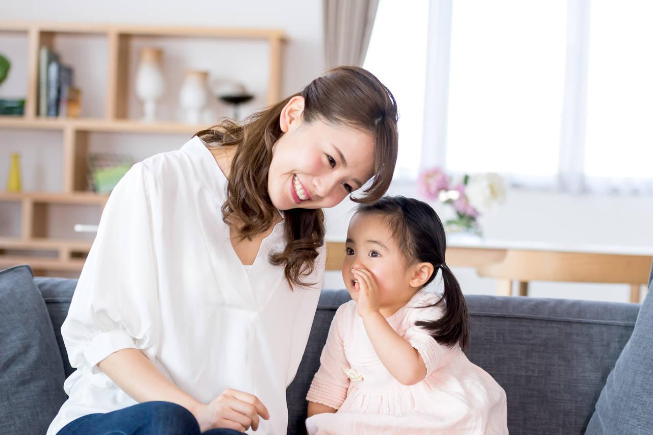 2歳のコミュニケーション能力は?言葉の発達の目安と社会性