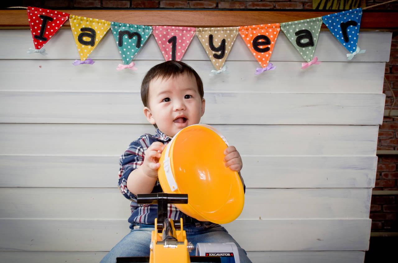1歳の男の子への誕生日プレゼント!成長に見合ったおもちゃをご紹介