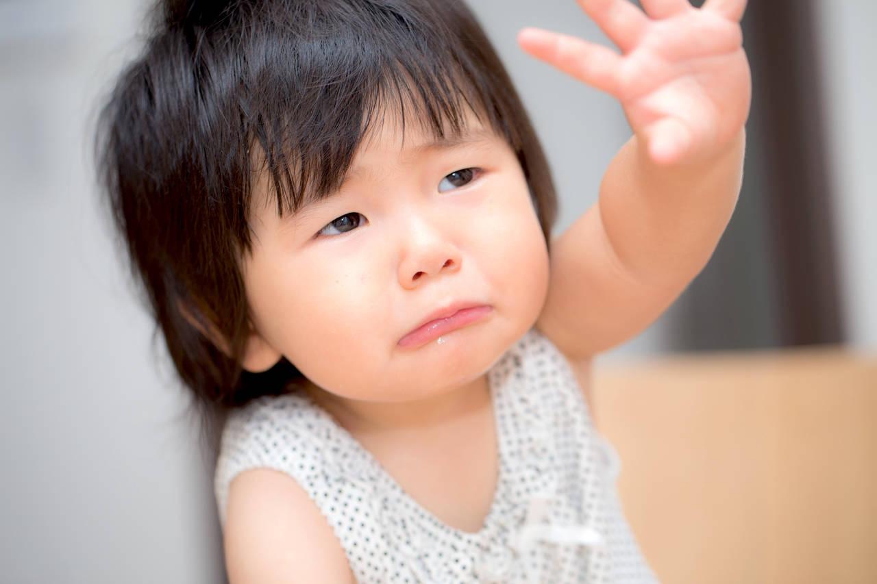 1歳の子のわがままに悩むママ!癇癪への対応やしつけのポイント