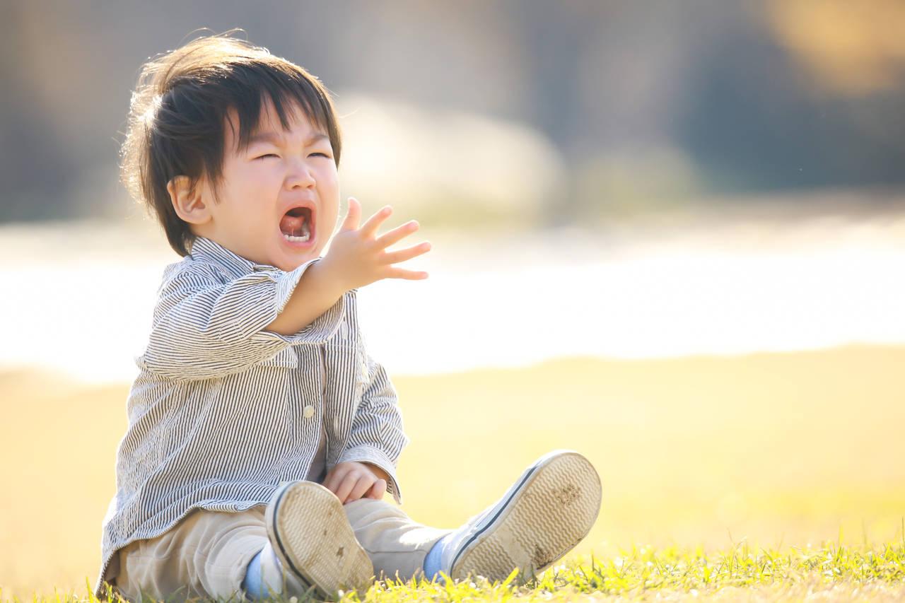 子どもが泣く理由と対処法!適切な対応で親子のストレスを減らそう
