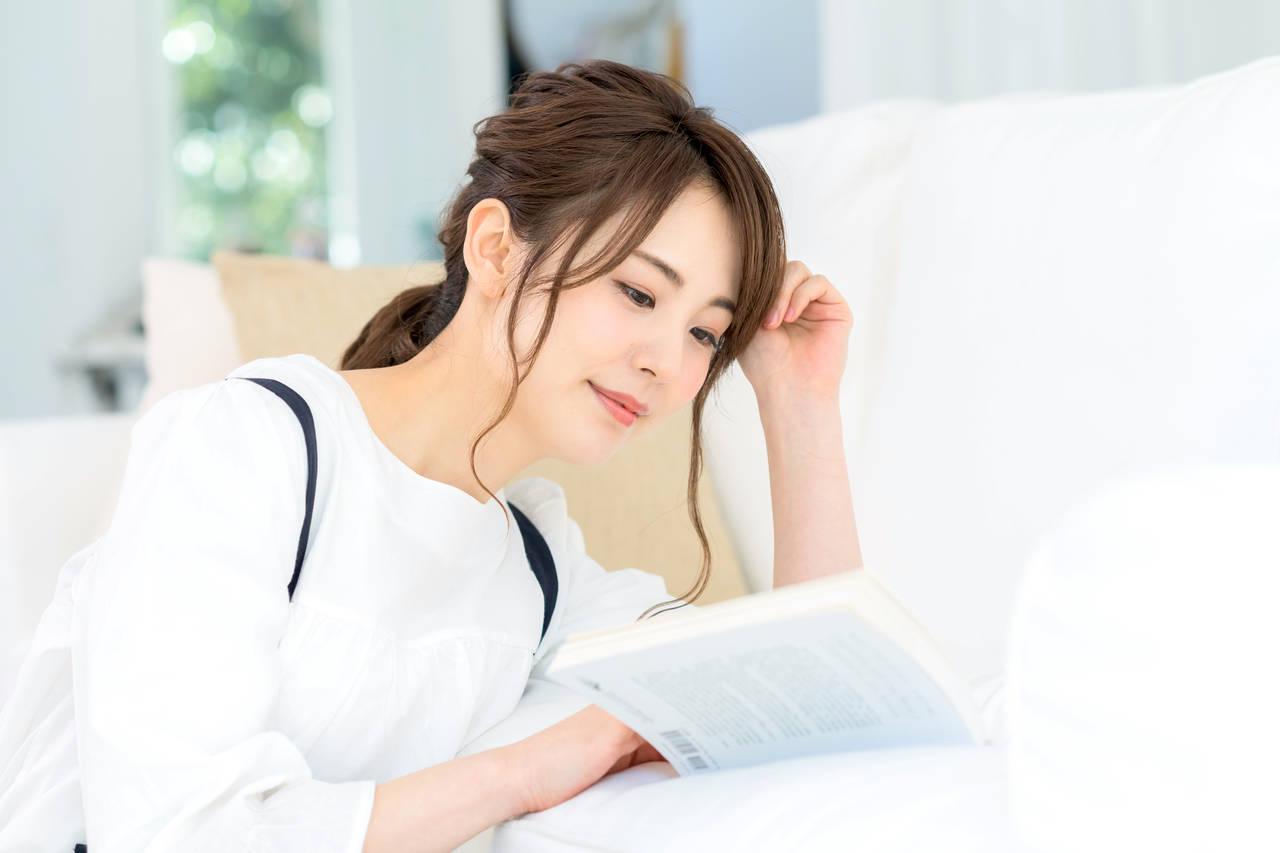 ママにおすすめしたい小説とは?本のある生活で心を豊かにしよう