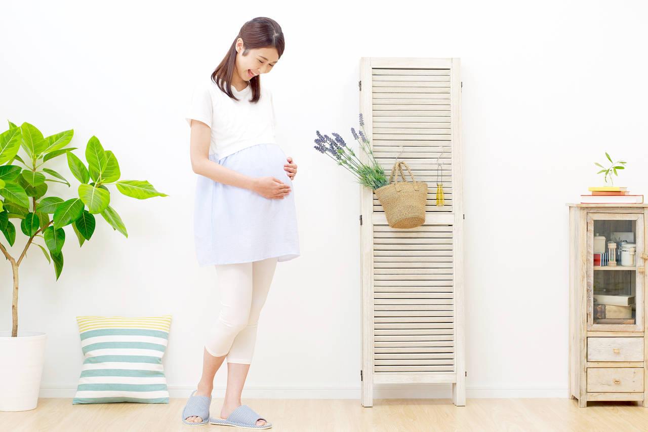 胎動ってどんなもの?赤ちゃんがママに伝える元気のサイン