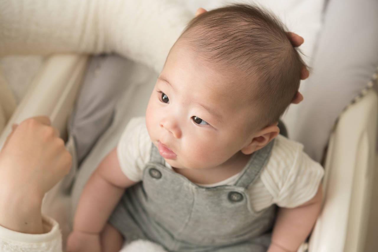 頭 さ 新生児 の 大き