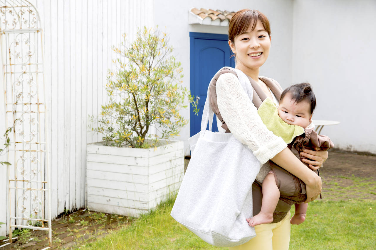 マザーズバッグは軽いものを選ぼう!メリットや選び方と人気アイテム