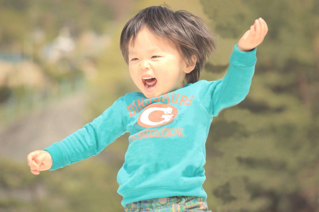 子どものジャンプはいつから?2種類のジャンプと楽しく練習する方法