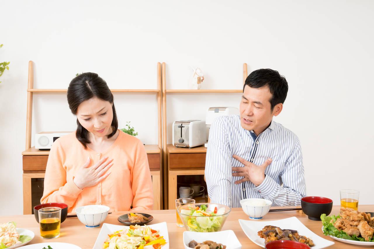40代パパママの食欲不振は病気かも?体のサインを見逃さないで