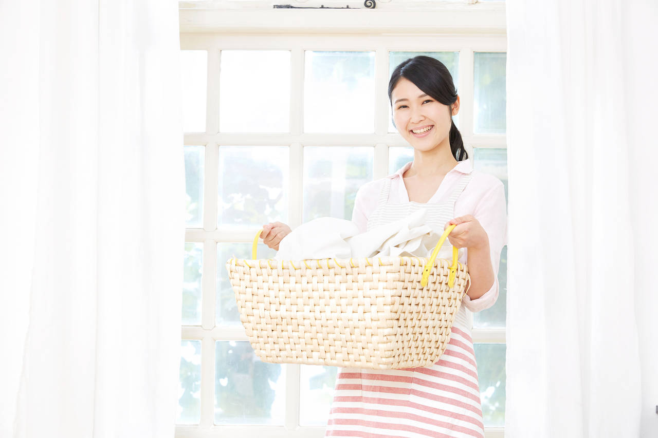 洗濯は時短テクで!グッズ選びと手間を省く三つのコツで洗濯を楽に