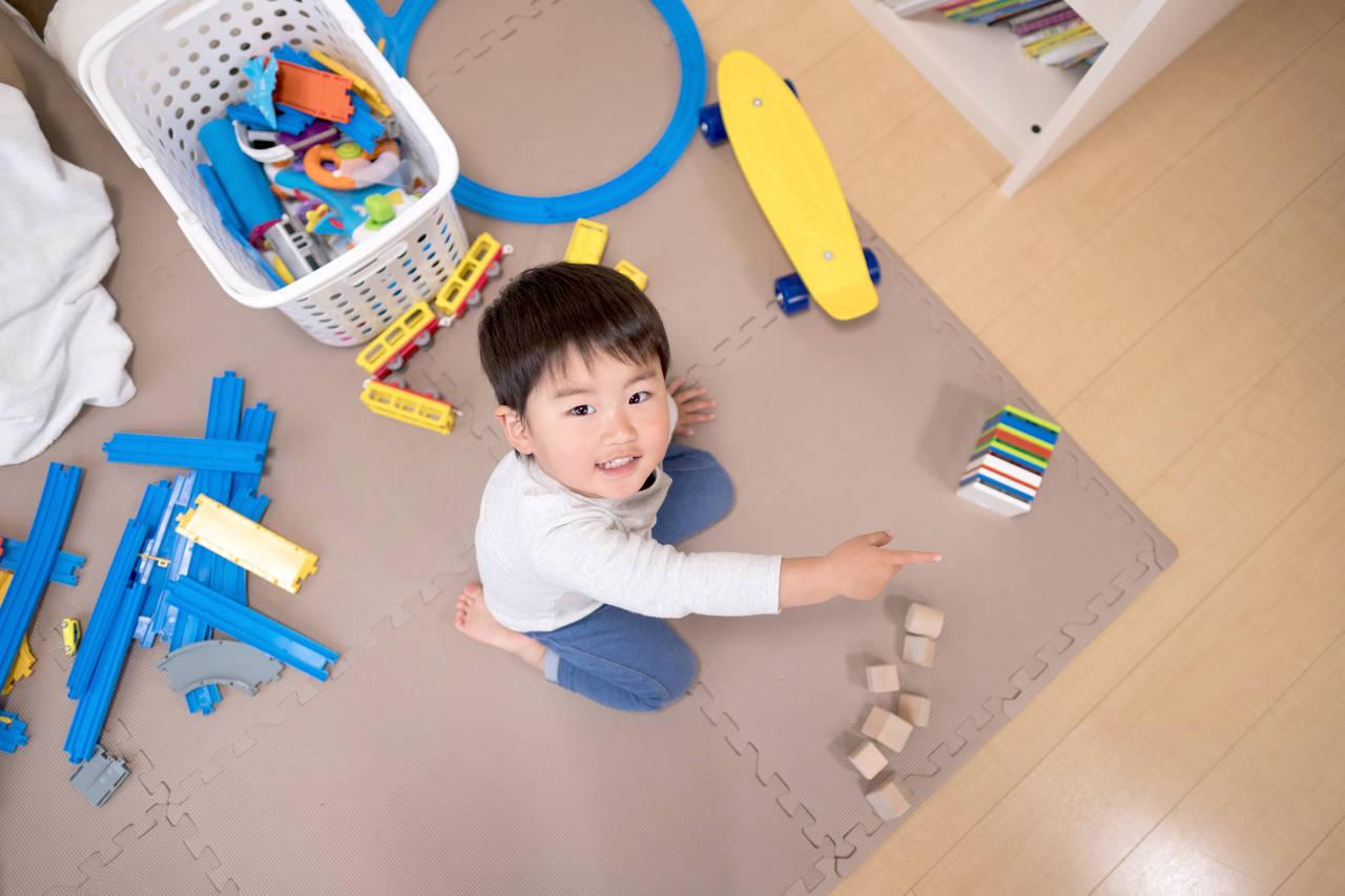 子ども部屋はいつから必要?子どもが安心して遊べるスペースの作り方