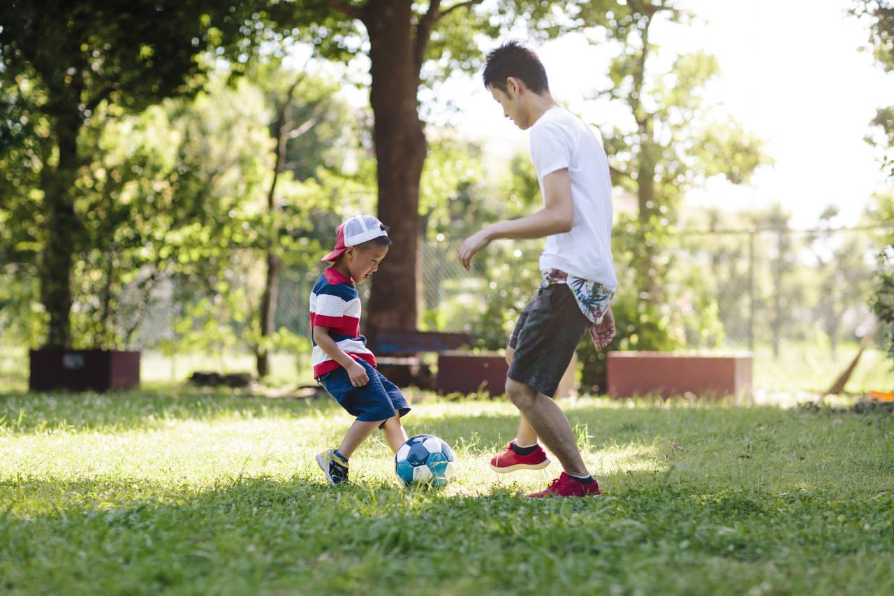 子どもの運動神経を伸ばせる時期。必要な運動量と質、おすすめの遊び