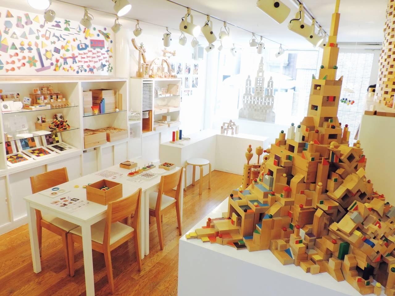 【東京・糀谷】子どもに合った木のおもちゃに出会える「童具のお店 WAKU-SHOP」