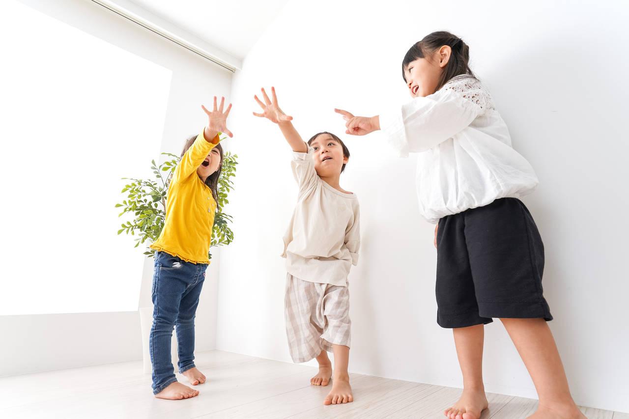 集団ゲームで子どもは成長する!楽しく遊びながら社会性を養おう