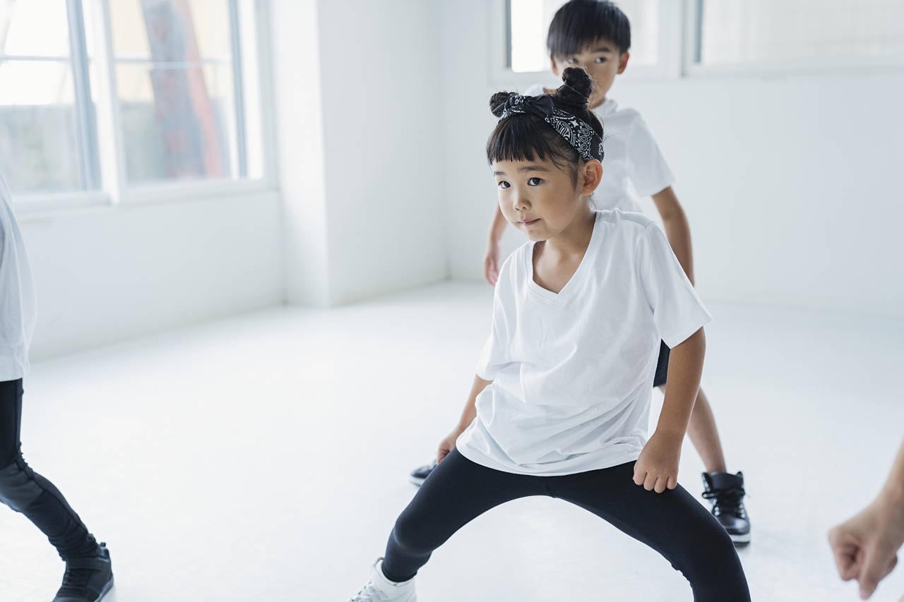 人気の幼児ヒップホップダンス教室!ママたちが通わせたい理由を解明