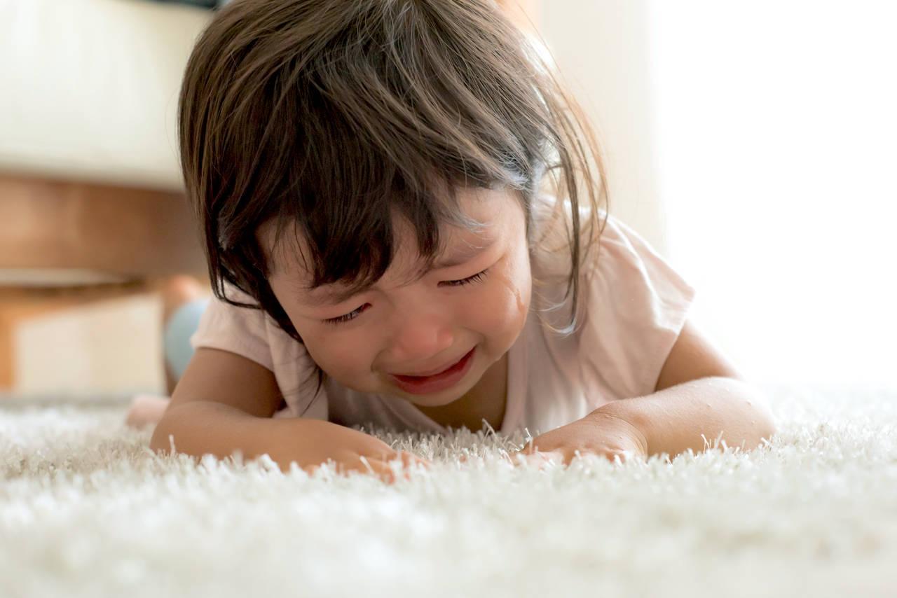 子どもがなぜ泣いてるのか知りたい!年齢別よくある理由と対処方法