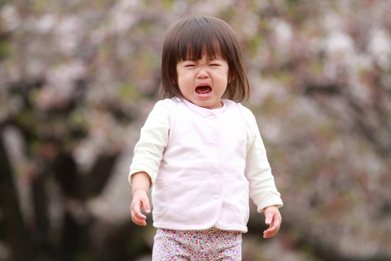 子どもが泣くのを止める音がある?いろいろな効果音を試してみよう