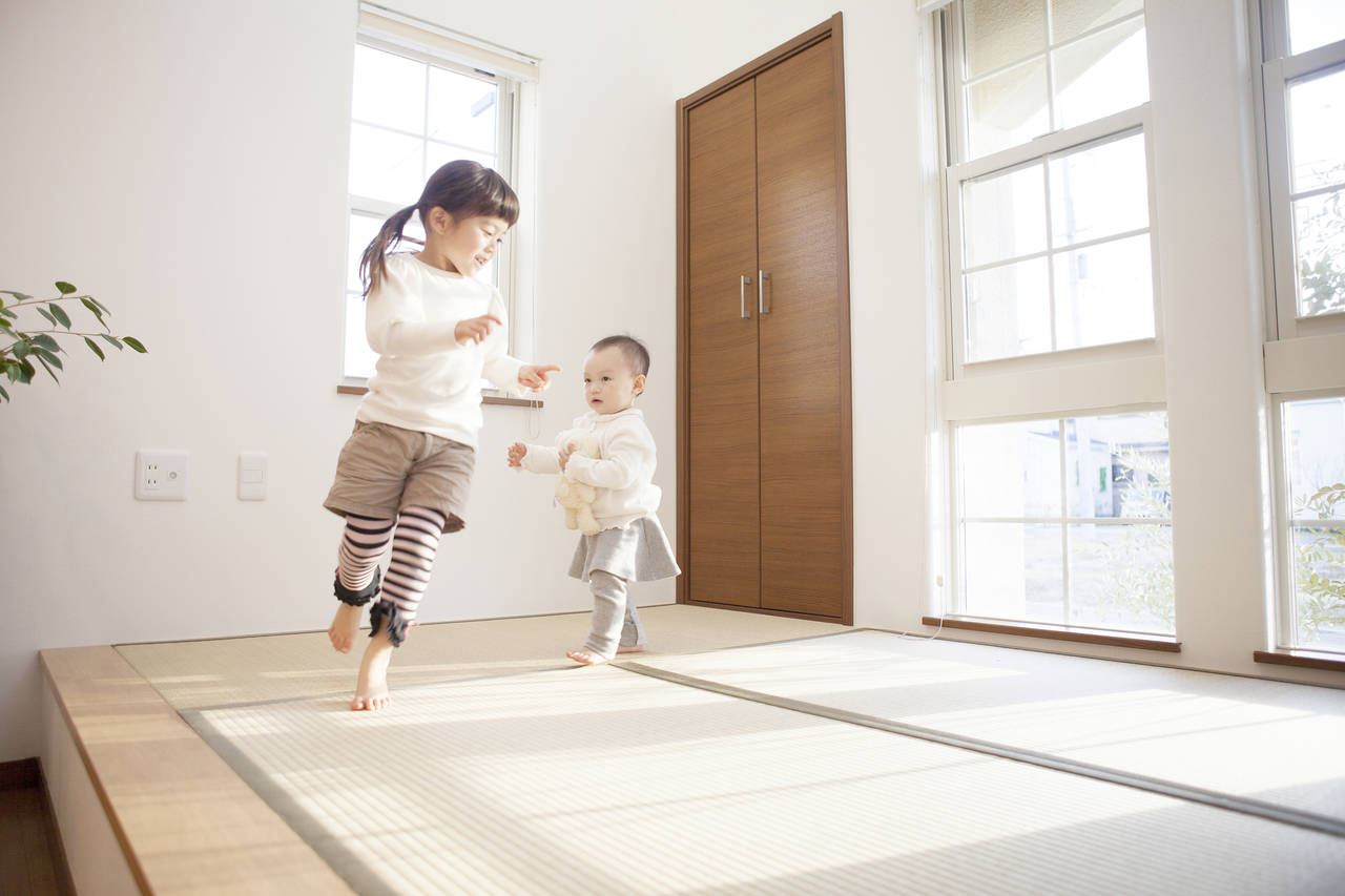 マンションでの子どもの走る音トラブル!苦情を避けるための騒音対策