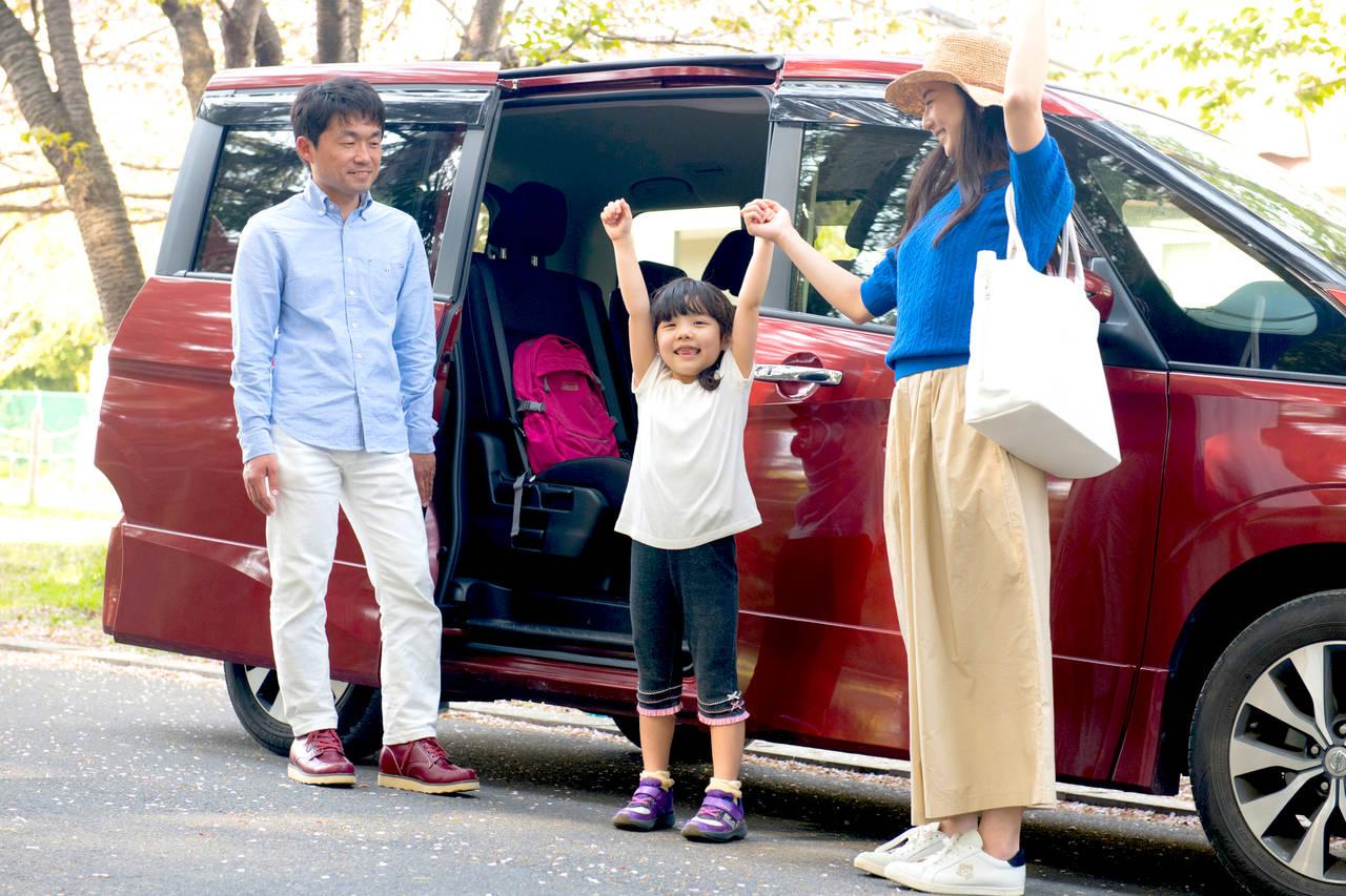 新車は子どもが汚す前に防止策を!汚れ防止と新車のにおい対策の方法
