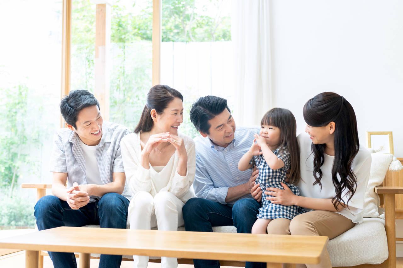 親との同居で起こるいろんな影響!同居の理由やコツを紹介