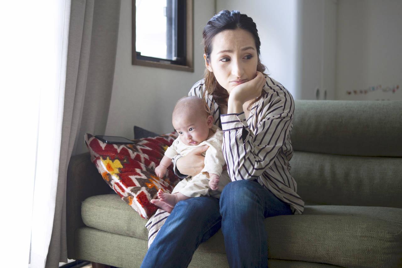 赤ちゃんと家で引きこもりの毎日!孤独な育児生活から抜け出す方法