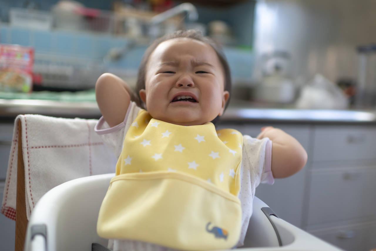 1歳の子どもがすぐに怒る理由は?子どもへの上手な接し方と対処方法