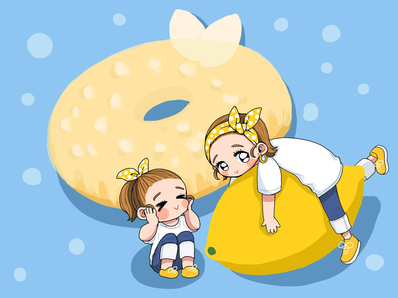 【仙台】ドーナツ屋さんで食べるもぎたてレモン「HOBA HOUSE」