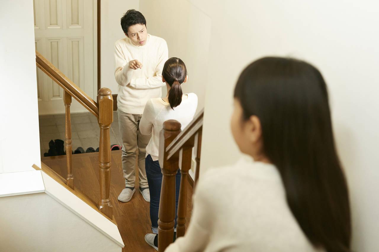夫婦げんかが子どもに与えるストレスは?ママの効果的な気分転換方法