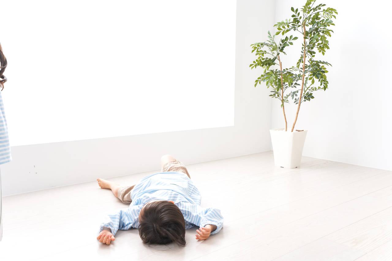 子どもの癇癪について知ろう!原因やママがとるべき対応について