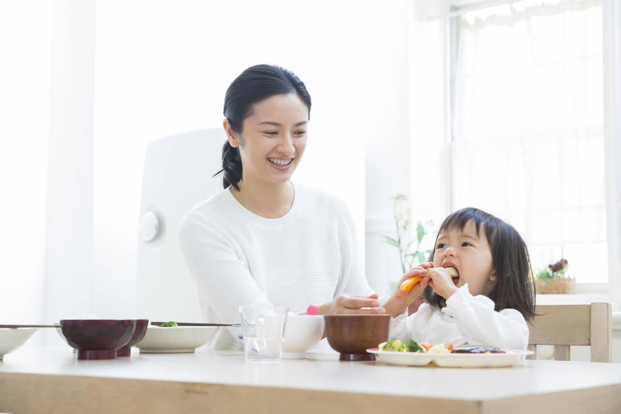 断乳後は栄養不足に気をつけよう!時期の見極めと偏らない食事が大切