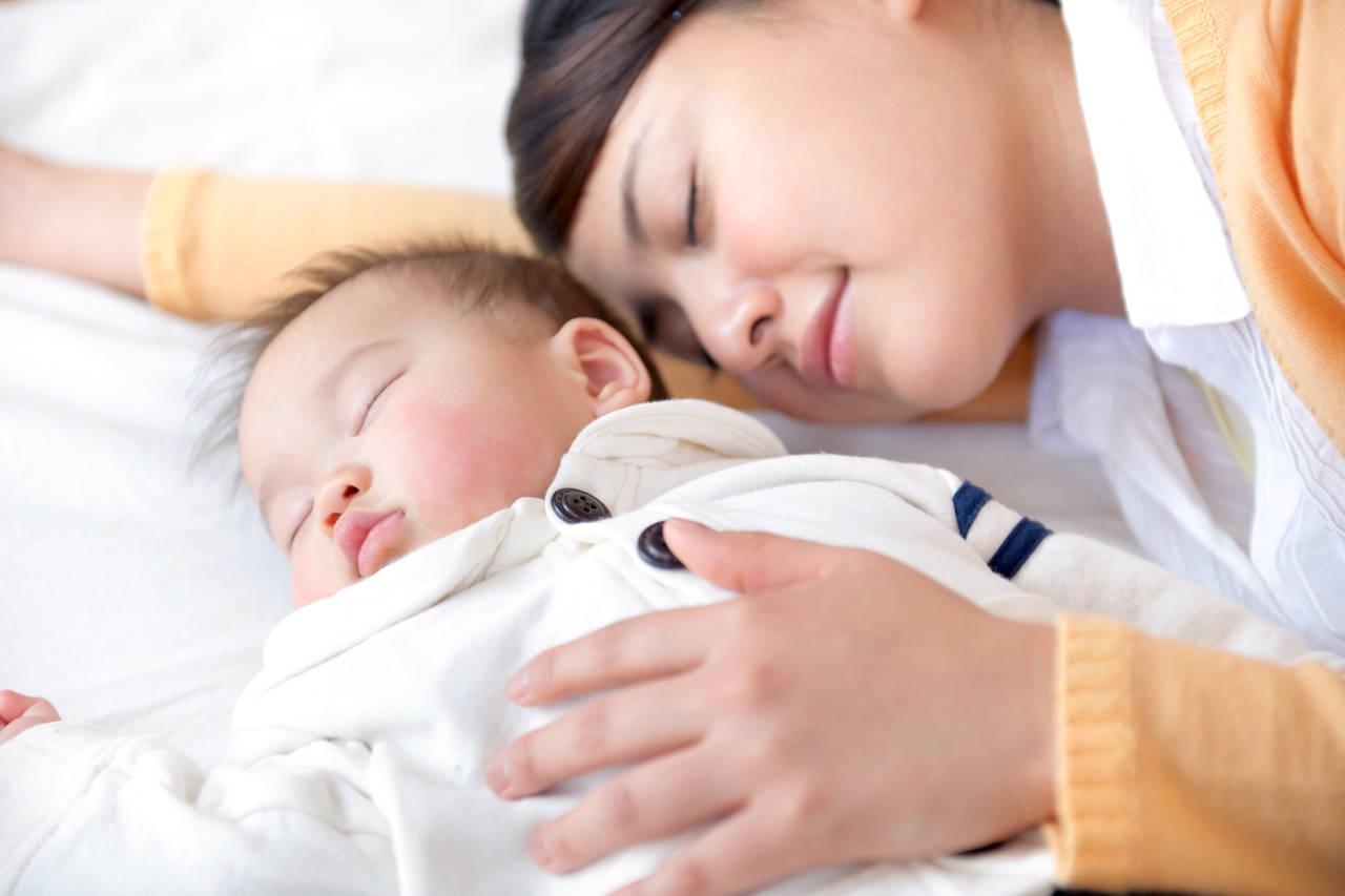 寝ぐずりしない子になってほしい!寝ぐずりする子の原因と対策